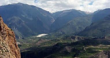 Wandern im Cotahuasi-Tal