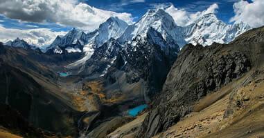 Wandern in Huancaya