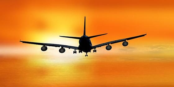 Flug nach Peru