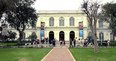 Museo de Arte in Lima