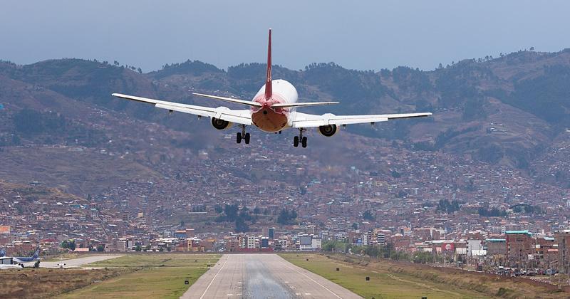 Flughafen Cusco Alejandro Velasco Astete