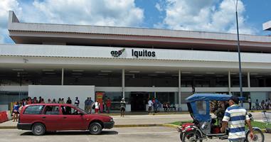 Flughafen Iquitos