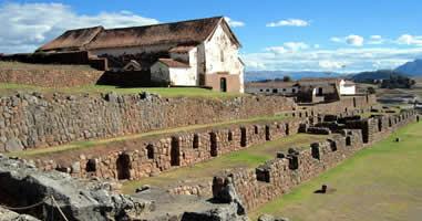 Chincero Inca Ruine