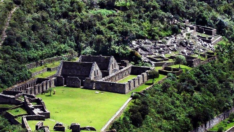 Choquequirao - Letzter Zufluchtsort der Inka