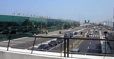 Flughafen Lima Jorge Chavez