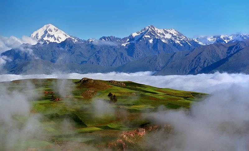 Heilige Tal der Inkas - Valle Sagrado de los Incas