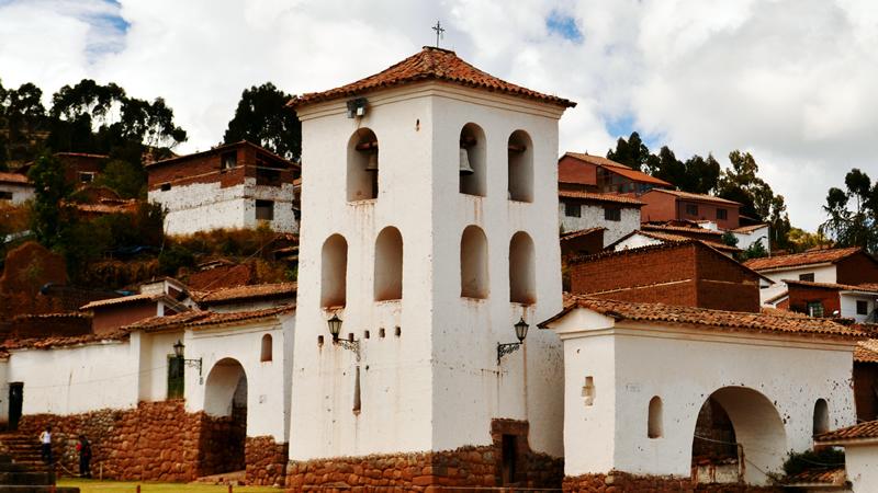 Iglesia de Chinchero