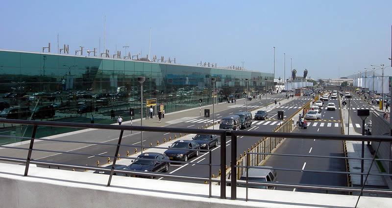 Jorge Chavez Internationaler Flughafen Lima