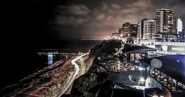 Nachtleben in Lima