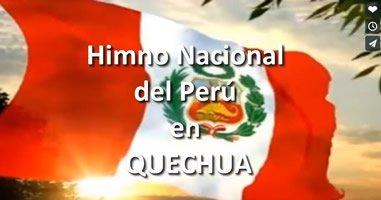 Nationalhyme Peru