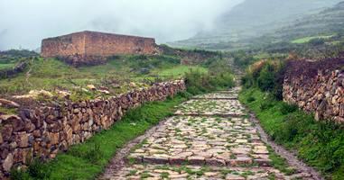 Qhapaq Ñan Camino de Inca