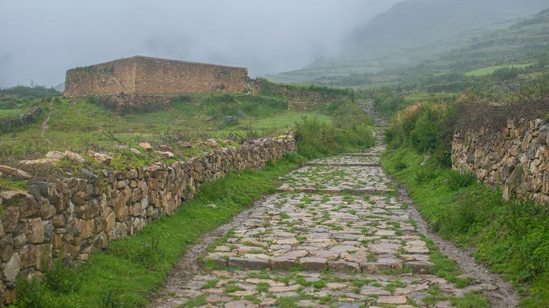 Qhapaq Ñan, das Straßennetz der Inkazeit