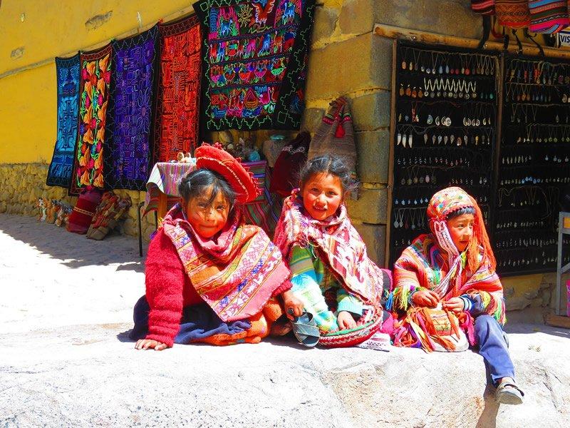 Quechua die Sprache Perus