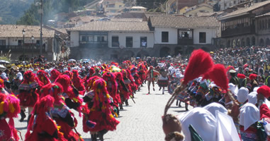 Sonnenfest in Cuzco