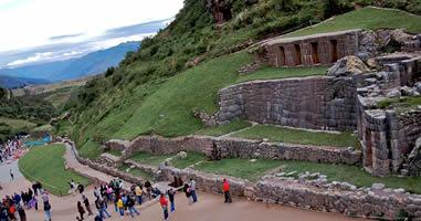 Tambomachay Ruinen