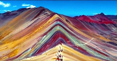 Videos Winikunka Rainbow Mountain