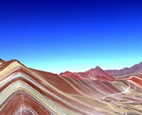 Vinicunca - Erlebnisse auf Perus Regenbogenberg