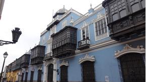 Casa Aliaga, Kolonialbauten & Pisco Sour