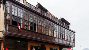 Casa Aliaga – Stadtrundfahrt in Lima