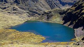Cusco: 4-tägige Lares-Tour zum Machu Pichu mit Tickets