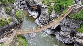 Ab Cusco: Tagestour zur Inka-Hängebrücke Q'iswachaka