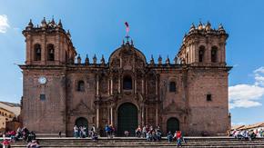 Stadtrundfahrt in der Stadt Cusco